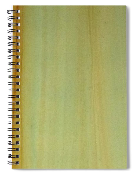 Wood Stain Spiral Notebook