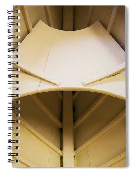 Wooden Dory Spiral Notebook