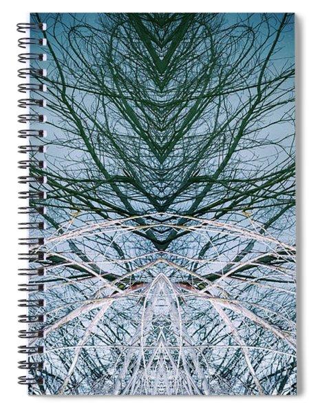 Woodland Ghostdancer Spiral Notebook