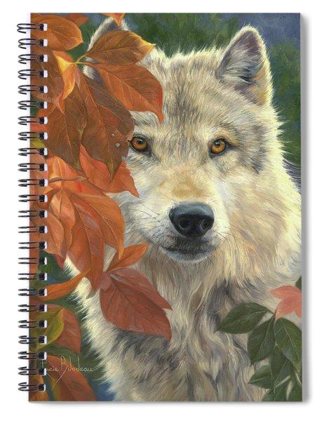 Woodland Prince Spiral Notebook