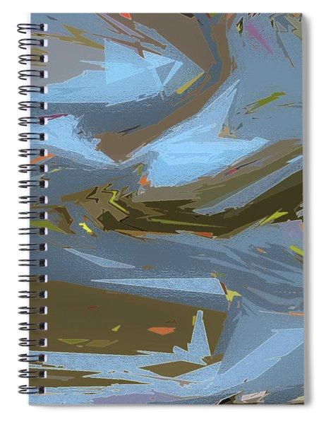 Woodland Stream Spiral Notebook
