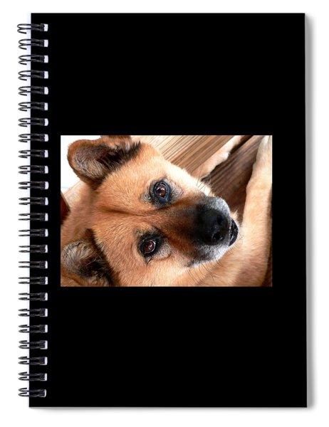 Woodrow Wooten Spiral Notebook