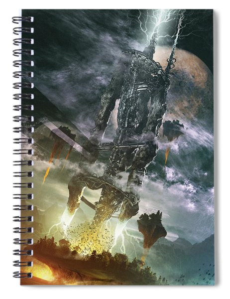 World Thief Spiral Notebook