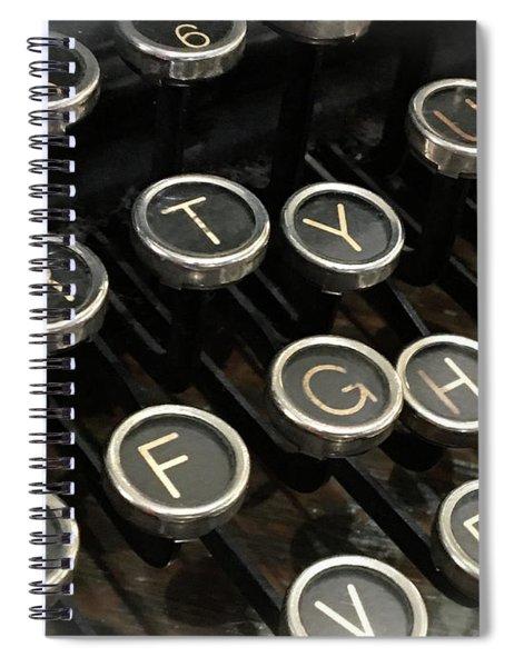 Writer's Block Spiral Notebook