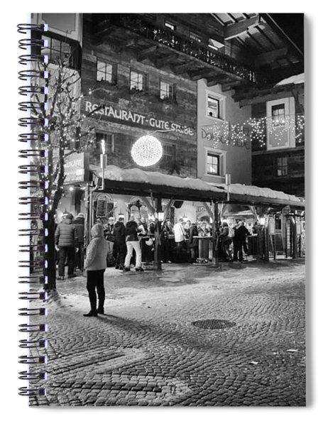 Xroads@hinterglemm Spiral Notebook