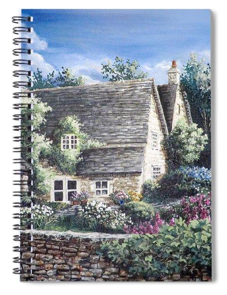 Yanworth Spiral Notebook