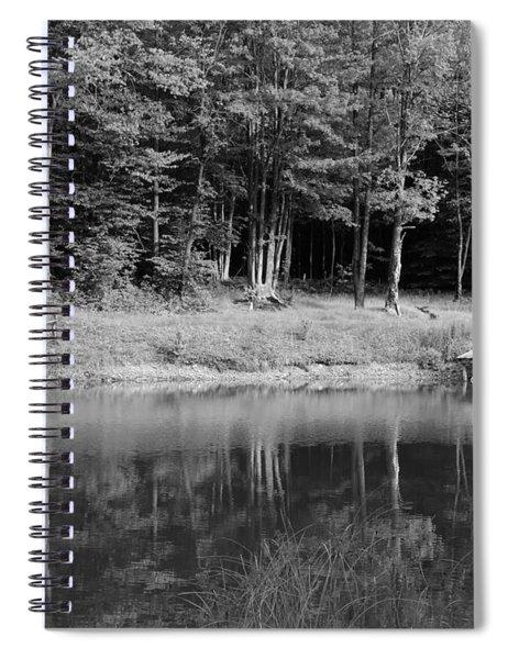 Ye Old Swimming Hole Spiral Notebook