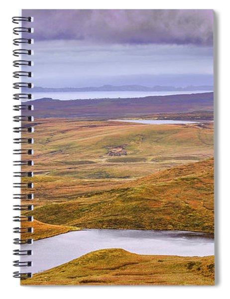 Yellow Autumn #g8 Spiral Notebook