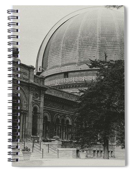 Yerkes Observatory 1 Spiral Notebook
