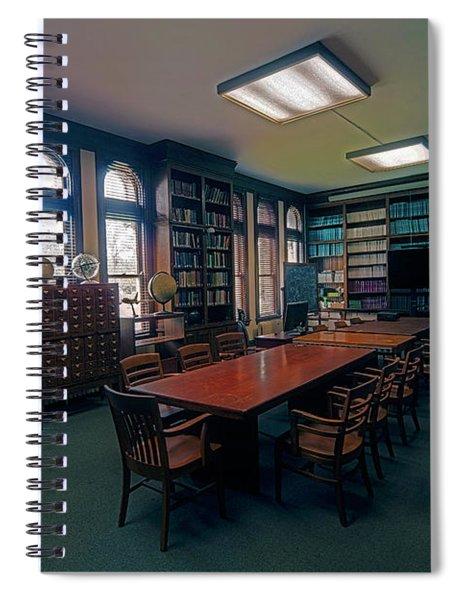 Yerkes Observatory, Williams Bay Study Spiral Notebook