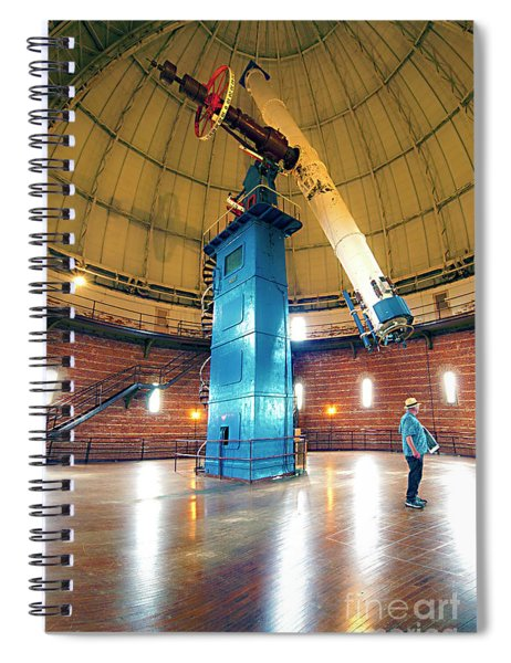 Yerkes Observatory Williams Bay Telescope  Spiral Notebook