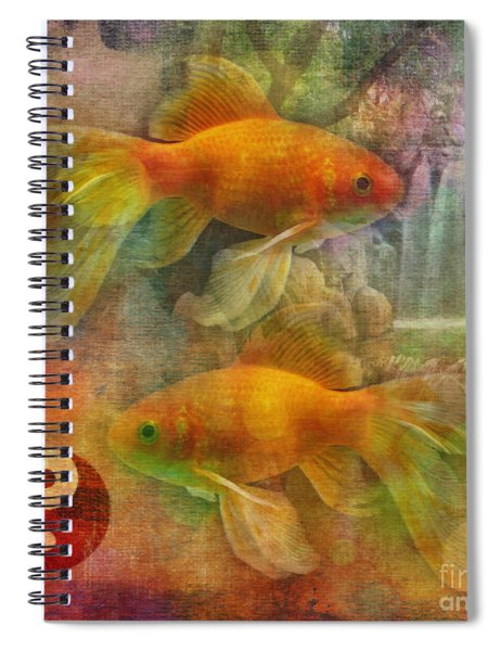 Yin Yang 2015 Spiral Notebook