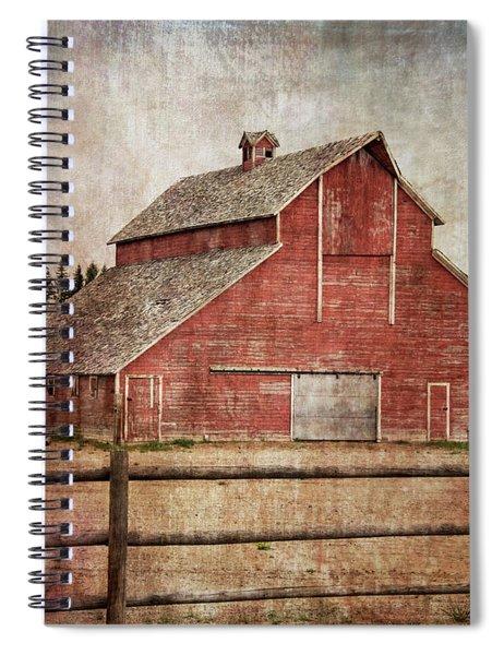 York Road Barn Spiral Notebook