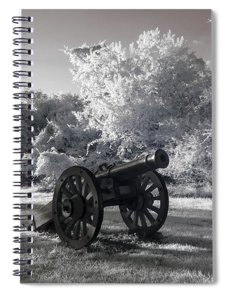 Yorktown - Cannon Spiral Notebook