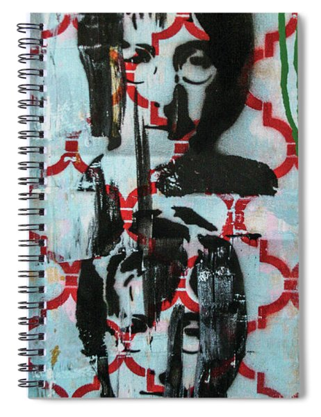 You Are What You Are Spiral Notebook