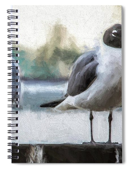 You Got My Back, Yeah,  I Got Your Back Spiral Notebook