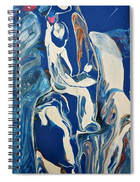 You Hold My Heart Spiral Notebook