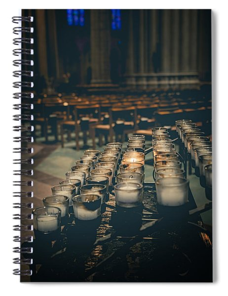 You Were There For Me Spiral Notebook