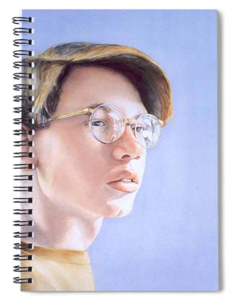 Young Nate Spiral Notebook