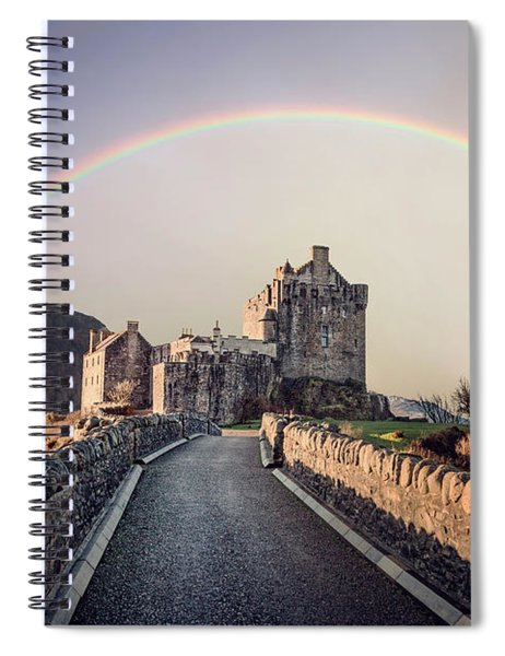 Your Glory Shall Never Fade Spiral Notebook