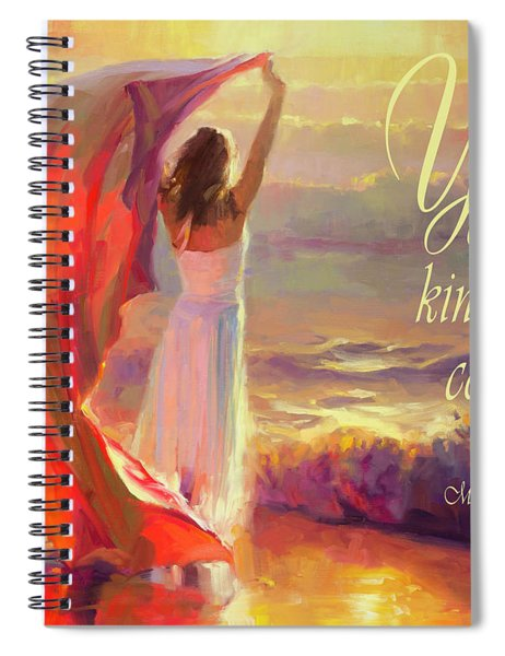 Your Kingdom Come Spiral Notebook