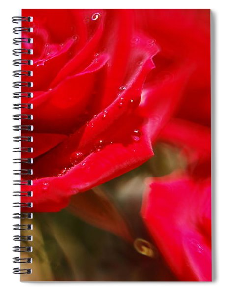 Your Love Spins Me 'round Spiral Notebook