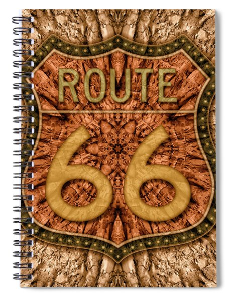 Your Mileage May Vary Spiral Notebook