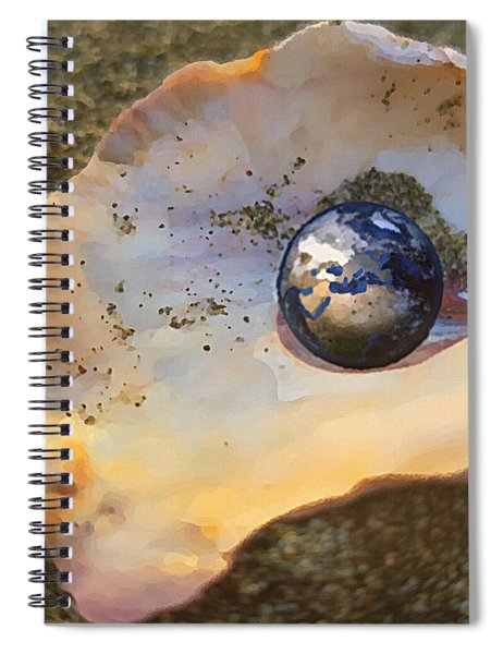 Your Oyster Spiral Notebook
