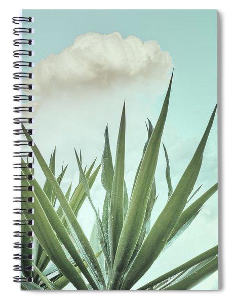 Yucca Vintage Spiral Notebook