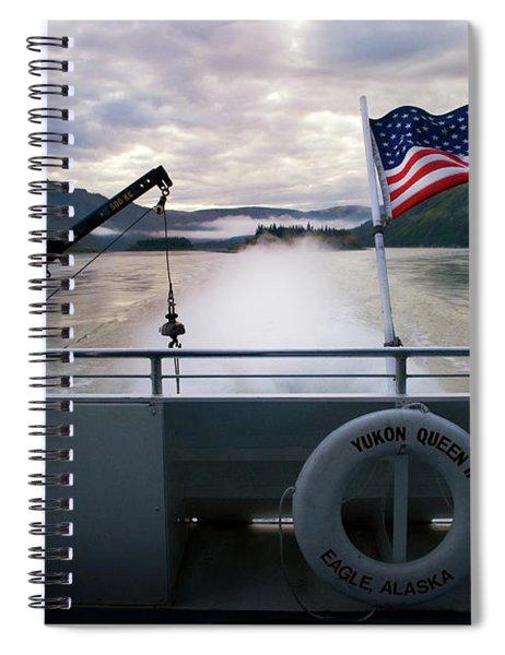 Yukon Queen Spiral Notebook