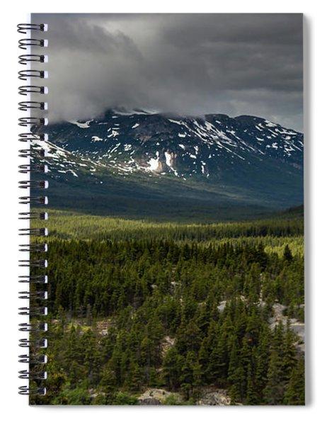 Yukon Wilderness Spiral Notebook
