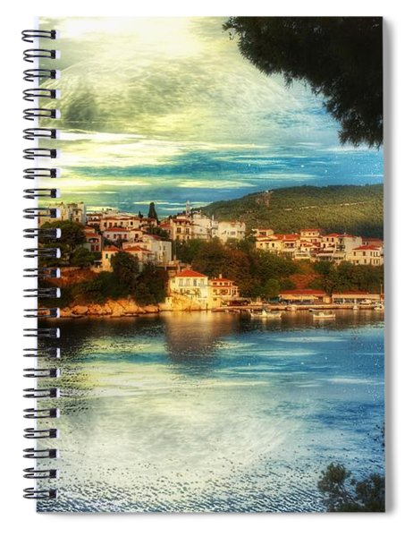 Yvonnes World Spiral Notebook