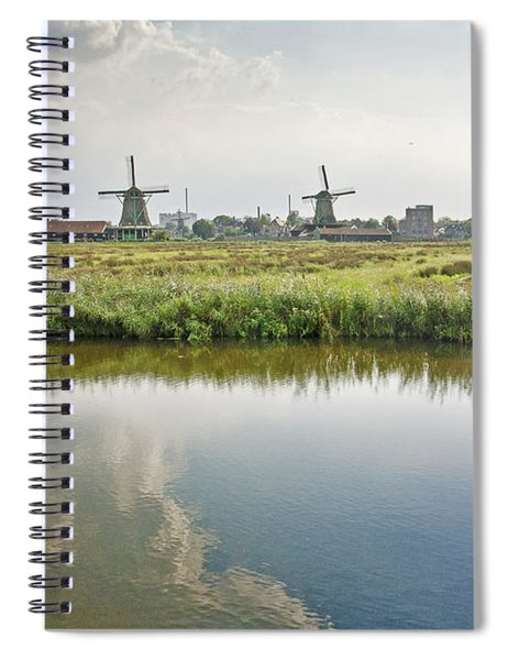 Zaandam Skyline Spiral Notebook