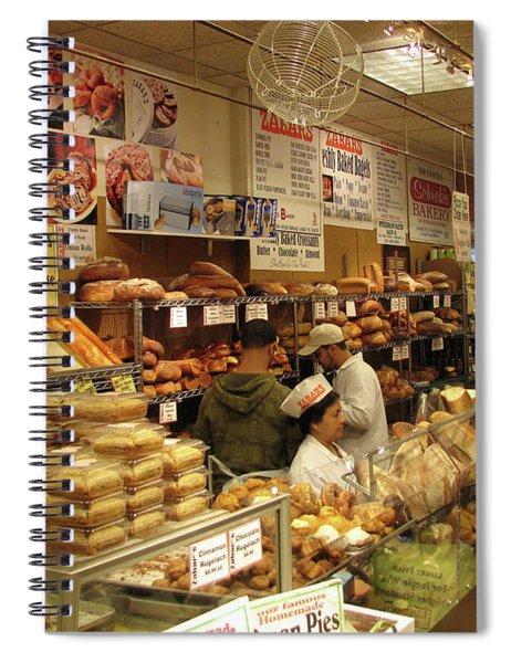Zabars - 2006 - New York Spiral Notebook