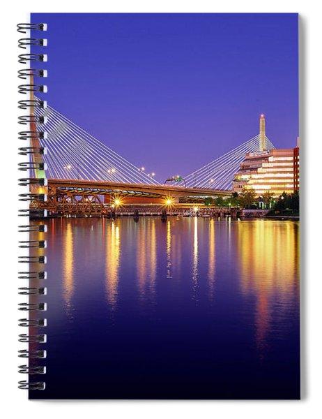 Zakim Twilight Spiral Notebook