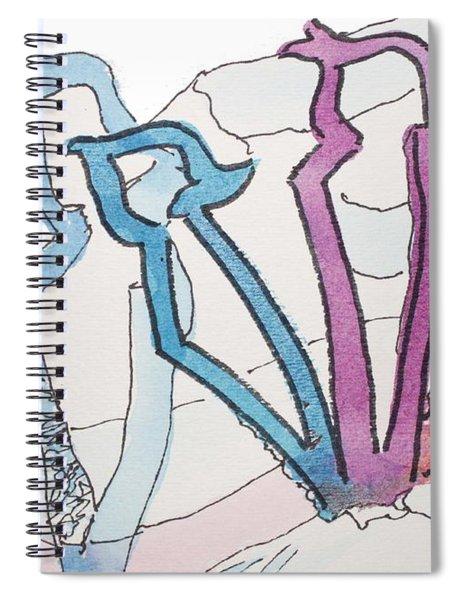 Shadow Zayin Z9 Spiral Notebook