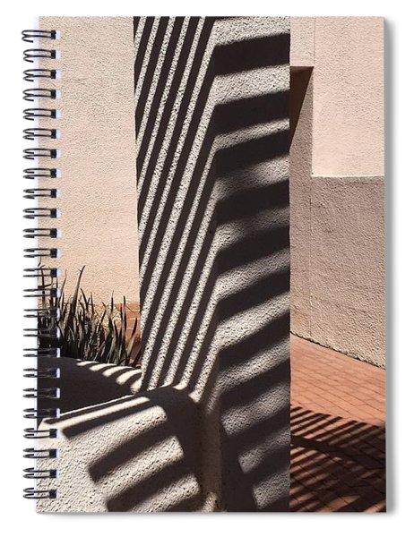 Zebra Adobe Spiral Notebook