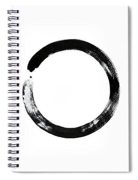Zen Circle Spiral Notebook