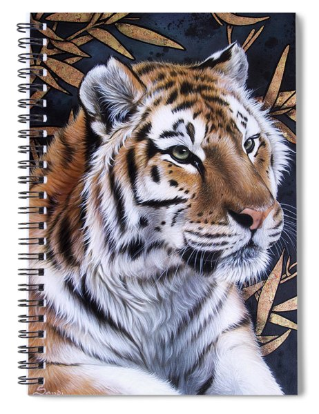 Zen Too Spiral Notebook