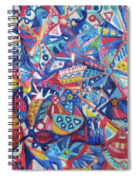 Zentangle 2 Spiral Notebook