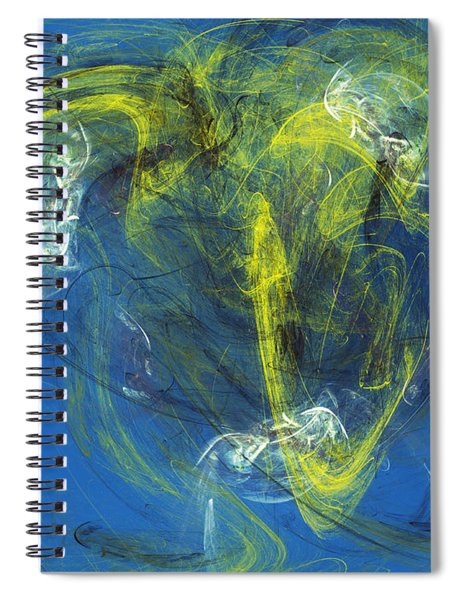 Zero Tolerance Policy Spiral Notebook