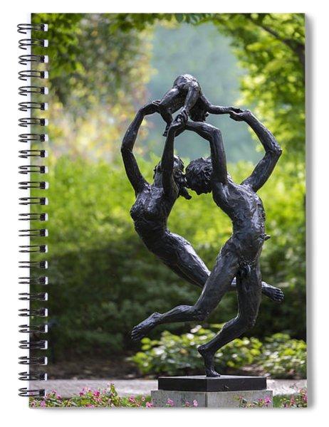 Zerogee Spiral Notebook