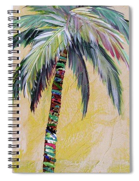 Zest Palm I Spiral Notebook
