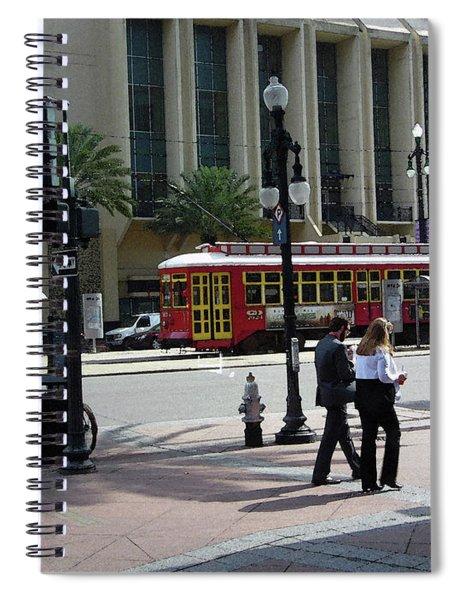 010219 Canal St Spiral Notebook