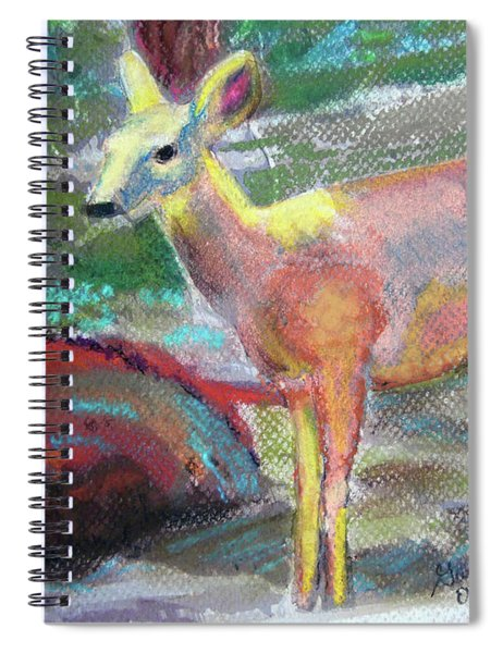 011719 Bambi 's Day Out Spiral Notebook