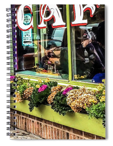 014 - French Meadow Cafe Spiral Notebook