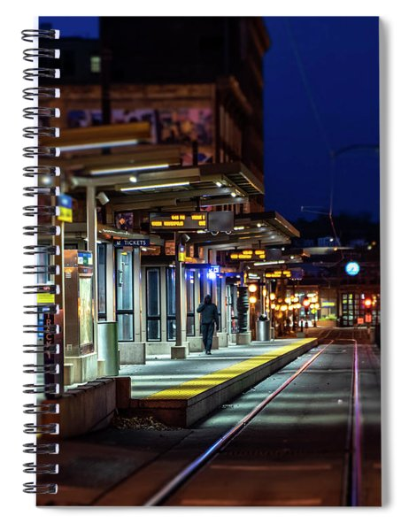 057 - Last Stop Spiral Notebook