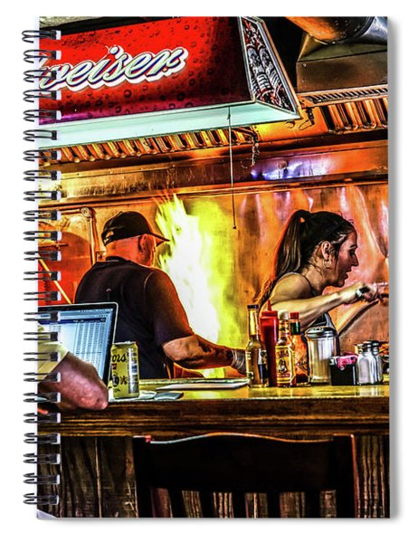 068 - Roadhouse Spiral Notebook