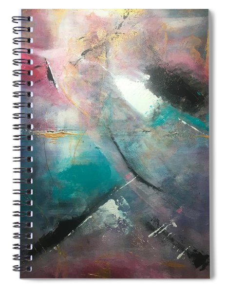 Abstract II Spiral Notebook