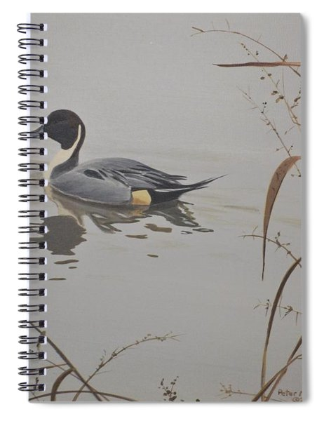 Ankeny Pintail Spiral Notebook